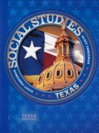 Scott Foresman Social Studies: Texas Edition by U - Hardcover - 2003-01-07 - from Books Express and Biblio.com