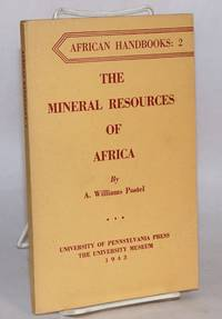 The mineral resources of Africa