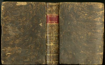 Madrid: De Orden de S.M., 1819. First Edition. Hardcover (Full Leather). Good Condition. Full acid c...