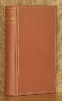 THE HISTORY OF NICOLAS MUSS An Episode of the Massacre of St. Bartholomew by Charles du Bois-Melly - First edition - 1888 - from Andre Strong Bookseller and Biblio.com