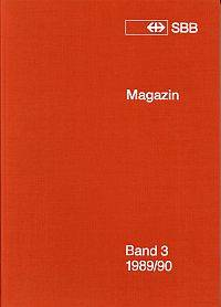SBB-Magazin, Band 3 (1989/90)