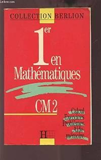 1er en mathématiques CM 2