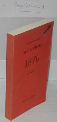 1876 [signed uncorrected proof]