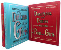 DANGEROUS AND DARING GIFT SET FOR BOYS AND GIRLS, CONTAINING :  The  Dangerous Book for Boys, the...