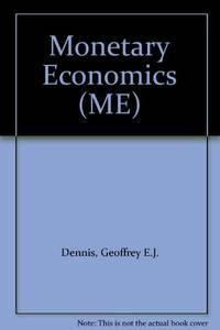 Monetary Economics (ME)