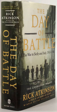 The Day of Battle The War in Sicily and Italy, 1943-1944