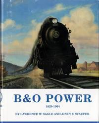 B&O Power 1829-1964