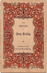 image of The History of Jenny Hickling by the American Track Society, Original  Circa 1860