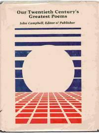 Our Twentieth Century's Greatest Poems