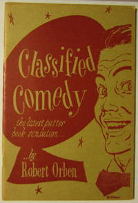 Classified Comedy The Latest Patter Book Sensation