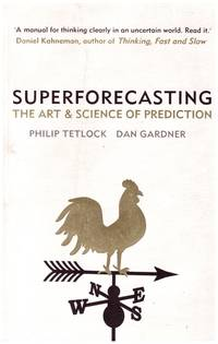 image of SUPERFORECASTING, The Art and Science of Prediction