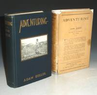 Adventuring, a Story of a Trip Around the World with Big Game Hunting in Africa and India