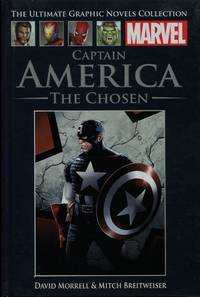 image of Captain America : The Chosen (Marvel Ultimate Graphic Novels Collection)