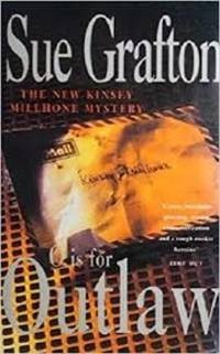 O is for Outlaw by Sue Grafton - Signed First Edition - 1999 - from The Bibliocosm and Biblio.com