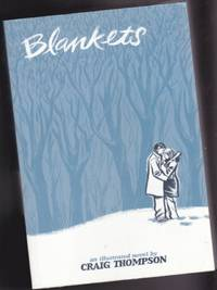 Blankets (an illustrated novel/graphic novel)