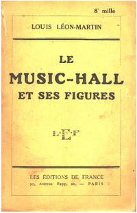 image of Le music-hall et ses figures