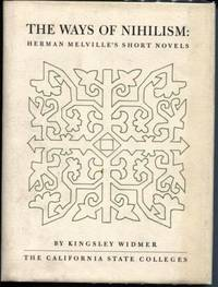 The Ways of Nihilism: Herman Melville's Short Novels