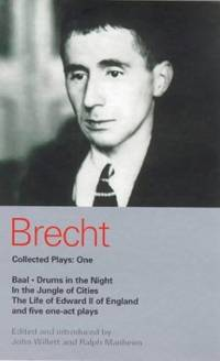 an analysis of the performance of baal by bertolt brecht