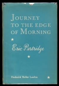 image of JOURNEY TO THE EDGE OF MORNING:  THOUGHTS UPON BOOKS:  LOVE:  LIFE.
