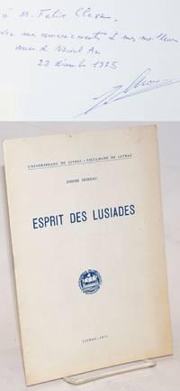 Esprit des Lusiades