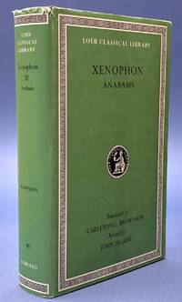 Xenophon, Anabasis - Loeb Classical Library