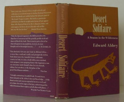 McGraw Hill Book Company, 1968. 1st Edition. Hardcover. Fine/Very Good. FIRST EDITION HARDCOVER w/DJ...