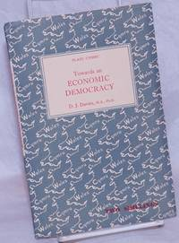 image of Towards an Economic Democracy