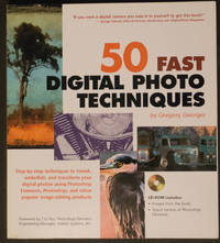 50 Fast Digital Photo Techniques by  Gregory Georges - Paperback - 2001 - from Edwards Collections and Biblio.com
