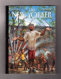 image of The New Yorker - July 23, 2018. Barry Blitt Cover; Ocasio-Cortez Win; What London Women Want; E-commerce in Rural China; Economics v. Humanities; Trump's Bad Trip; Scorsese; Central Park