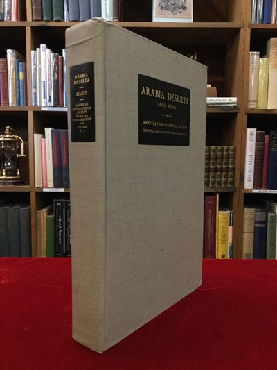 New York: The American Geographical Society, 1927. First edition. Hardcover. Very Good. 631 p. Front...