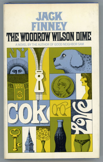 New York: Simon and Schuster, 1968. Octavo, cloth. First edition. A humorous parallel world fantasy....