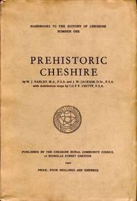 image of Prehistoric Cheshire : Handbooks to the History of Cheshire Number One