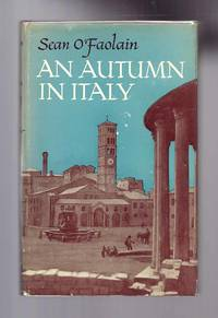image of AN AUTUMN IN ITALY