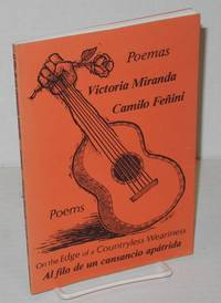 Al filo de un cansancio apátrida. Poemas./On the edge of a countryless weariness. Poems poemas/poems