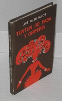Tuntun de pasa y griferia; poemas Afroantillanos