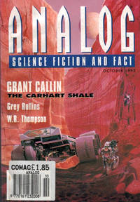 image of Analog. Science Fiction and Fact. Volume 113, No. 12. October 1993