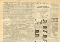 Arizona Champion Newspaper July 3, 1886