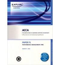 F5 Performance Management PM: Exam Kit