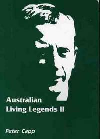 Australian Living Legends II (SIGNED COPY)