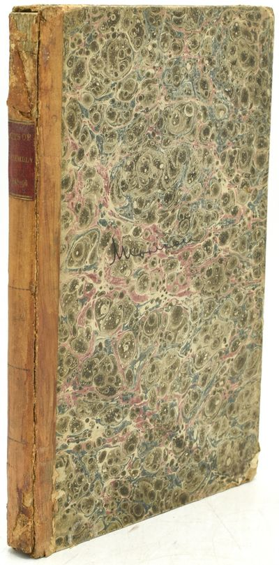 Richmond: Samuel Shepherd, 1846. Half-calf over marbled boards, with morocco label to the spine. The...