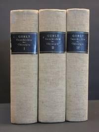 Geschichte der Chirurgie und Ihrer Ausubung. Volkschirurgie - Alterthum - Mittelalter - Renaissance: (Complete in 3 Volumes)