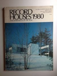 Record Houses And Apartments Of  The Year 1980