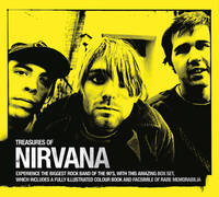 Treasures of Nirvana : Experience the Biggest Rock Band of The 90s