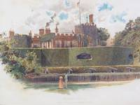 1905 Charles Wilkinson Print: 'Walmer Castle' [Kent, England], after a photograph by Poulton & Son, Lee