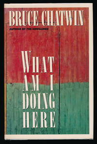 image of What Am I Doing Here [Uncorrected Proof Copy included]