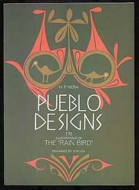 Pueblo Designs: 176 Illustrations of The Rain Bird