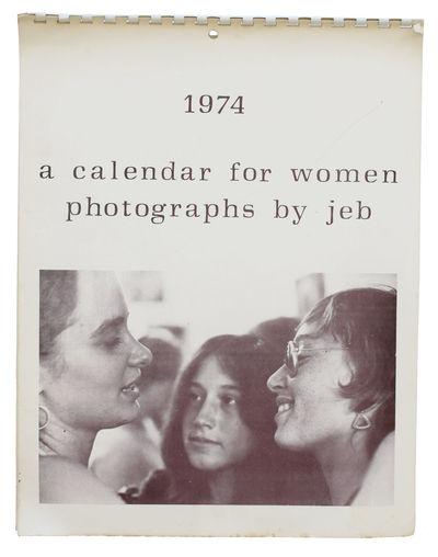1974. A Calendar for Women.