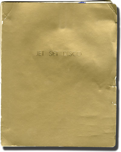Los Angeles: George Barris - Irwin Schaeffer Production, 1978. Revised Draft script for the 1978 fil...