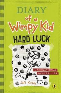 image of Diary of a Wimpy Kid: Hard Luck (Book 8)