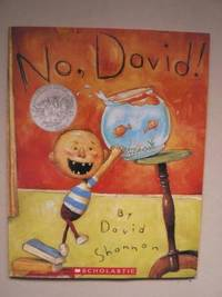 No, David! by David Shannon - Paperback - 2000 - from Antiquariat UPP and Biblio.com